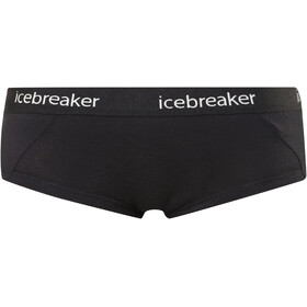 Icebreaker Sprite Hot Pants Naiset, black